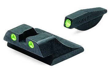 Meprolight Night Sights for Ruger Pistols 10990