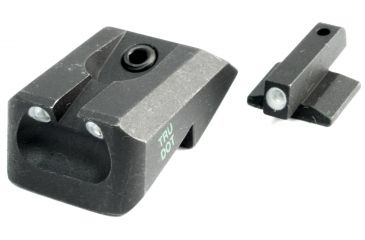 Meprolight Night Sights for Springfield 1911 A-1 Ultra Novak, Green Front and Rear ML11414