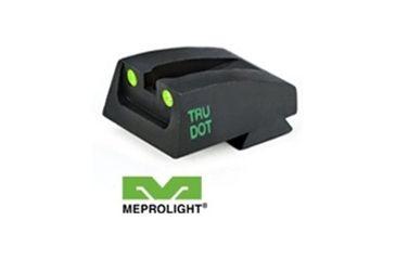 MeproLight Para LDA, Slanted Serr., Post-2007 Rear Sight, ML11802R.S