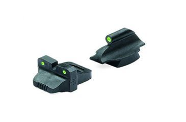 Meprolight Tru-Dot Night Sights for Remington 870,1100,11087 shotguns, 7400, 7600 rifles 34660