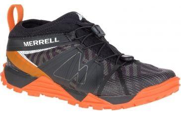 Merrell Avalaunch Tough Mudder Trail Running Shoe - Women s-Mudder  Orange-Medium-7 17125f6a3
