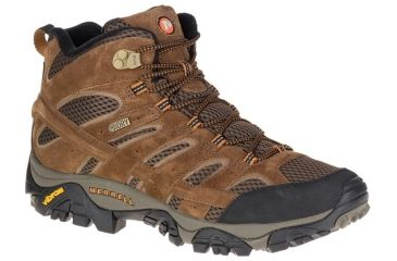 165e5041261 Merrell Moab 2 Mid Waterproof Hiking Boots - Men's