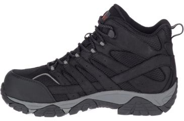 dd8e20c1a6 Merrell Work Moab Vertex Mid Waterproof Shoe - Mens