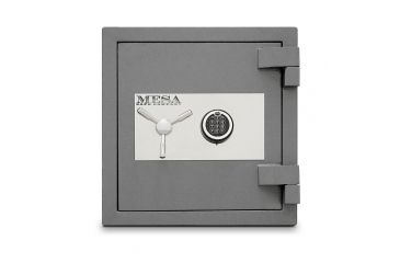 Mesa Safes MSC2120 High Security 2 Hour Fire Safe, Silver, 22.5x22x22in - MSC2120E