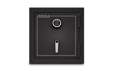 Mesa Safes Imperial Burglary & 2 Hour Fire Safe, Hammered Grey, 22.5x22x22in - MBF2020E