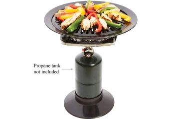 1-Meyerco Stove Top Barbecue Grill
