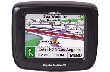 Magellan RoadMate 2000 GPS Automobile Navigation Device 980889-01