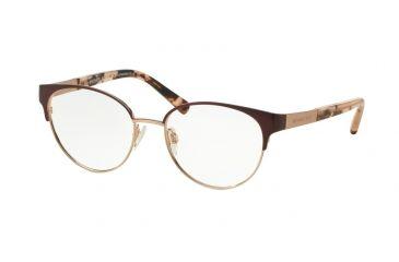 f769ea67685 Michael Kors ADELAIDE IV MK3010 Single Vision Prescription Eyeglasses  1096-51 - Satin Burgundy