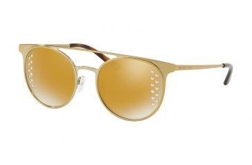 3fdf36bee4 Michael Kors GRAYTON MK1030 Sunglasses 11684Z-52 - Shiny Pale Gold - Tone  Frame