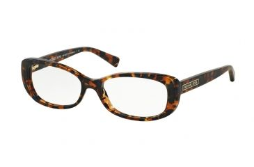 db714779bf Michael Kors MK4023F Eyeglass Frames 3063-54 - Navy tortoise Frame