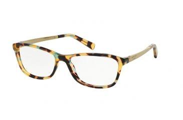 2343bc59d4d9 Michael Kors NEVIS MK4017 Single Vision Prescription Eyeglasses 3031-53 -  Ocean Confetti Tortoise Frame