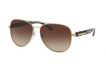 ab81ccc3fda Michael Kors PANDORA MK1015 Sunglasses 112813-58 - Gold Frame