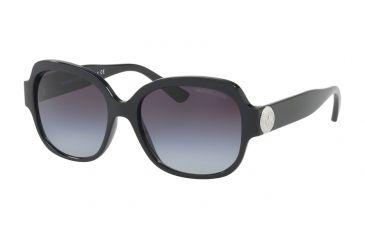 bbed7bf8f388 Michael Kors SUZ MK2055 Sunglasses 317711-56 - Black Frame, Grey Gradient  Lenses