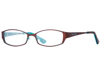 Michael Stars MS Authentic SEMS AUTH00 Progressive Prescription Eyeglasses - Water 4 Chocolate SEMS AUTH005135 BN