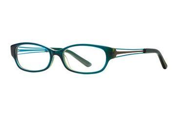 Michael Stars MS Casual Chic SEMS CASU00 Eyeglass Frames - Ocean SEMS CASU005235 BL