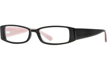 Michael Stars MS Crush SEMS CRUS00 Bifocal Prescription Eyeglasses - Girly Black SEMS CRUS005335 BK