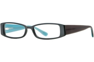 Michael Stars MS Crush SEMS CRUS00 Progressive Prescription Eyeglasses - Storm Cloud SEMS CRUS005335 GY