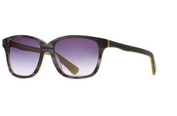 Michael Stars MS Eclipse SEMS ECLI06 Single Vision Prescription Sunglasses SEMS ECLI065435 GY - Lens Diameter 54 mm, Lens Diameter 60 mm, Frame Color Grey Lemon