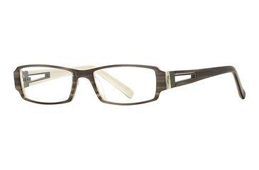 Michael Stars MS Expose SEMS EXPO00 Eyeglass Frames - Dove SEMS EXPO005235 GY
