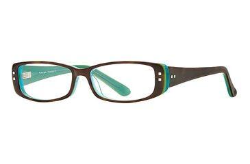 Michael Stars MS Freestyle SEMS FREE00 Single Vision Prescription Eyewear - Coco Mint SEMS FREE005030 TO