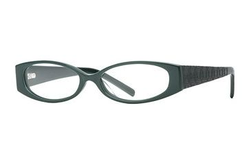 Michael Stars MS Inspire SEMS INSP00 Progressive Prescription Eyeglasses - Garden SEMS INSP005235 GN