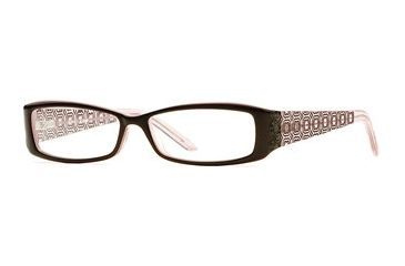 Michael Stars MS Journey SEMS JOUR00 Eyeglass Frames - Fleur SEMS JOUR005335 RD