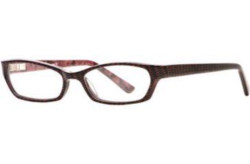 Michael Stars MS Mist SEMS MIST00 Bifocal Prescription Eyeglasses - Grape SEMS MIST005135 PU