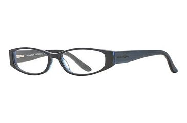 Michael Stars MS Optimistic SEMS OPTI00 Single Vision Prescription Eyewear - Bayou SEMS OPTI004930 BL