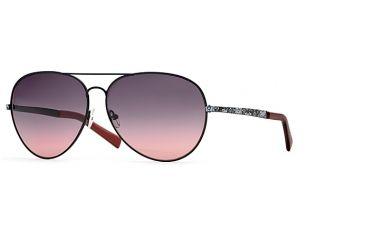 Michael Stars MS Paradise SEMS PARA06 Single Vision Prescription Sunglasses SEMS PARA066225 BK - Lens Diameter 57 mm, Frame Color Black, Lens Diameter 62 mm