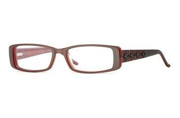 Michael Stars MS Poetic SEMS POET00 Eyeglass Frames - Overcast SEMS POET004830 GY
