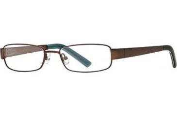 Michael Stars MS Spirited SEMS SPIR00 Single Vision Prescription Eyewear - Cocoa Beach SEMS SPIR005030 BN