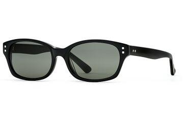 Michael Stars MS Tardy SEMS TARD06 Bifocal Prescription Sunglasses SEMS TARD065240 BK - Frame Color Black, Lens Diameter 52 mm, Lens Diameter 32 mm