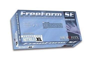 Microflex FreeForm SE Powder-Free Nitrile Gloves, Microflex FFS-700-S