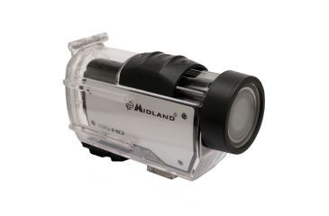 1-Midland Radio 1080p HD Action Cam w/ Submersible Case