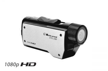 3-Midland Radio 1080p HD Action Cam w/ Submersible Case