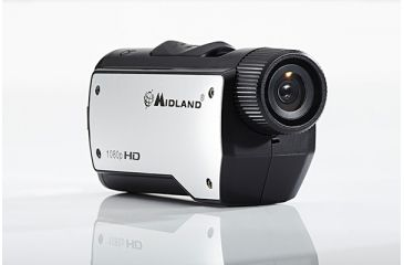 8-Midland Radio 1080p HD Action Cam w/ Submersible Case