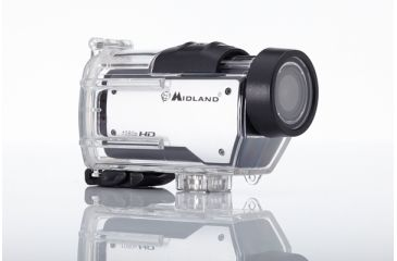 10-Midland Radio 1080p HD Action Cam w/ Submersible Case