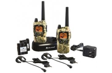 Midland Radio Outfitters Camo Radio GXT895VP4