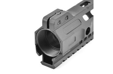 29-Midwest Industries AR-15 Free Float 1-Piece Combat Rail Handguard