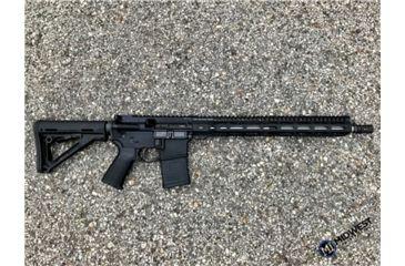 15-Midwest Industries AR-15 Free Float 1-Piece Combat Rail Handguard