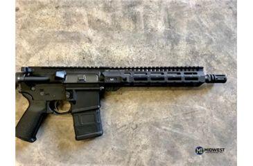 17-Midwest Industries AR-15 Free Float 1-Piece Combat Rail Handguard
