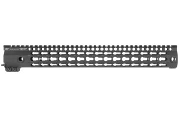 12-Midwest Industries G3 K-Series One Piece Free Float Handguard, KeyMod