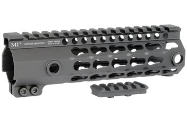 5-Midwest Industries G3 K-Series One Piece Free Float Handguard, KeyMod