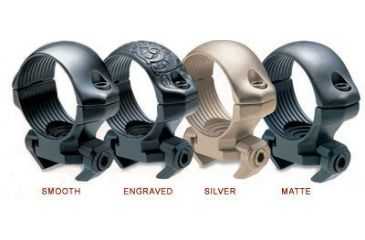 Millett Angle-Loc Windage Adjustable Weaver-Style Rings