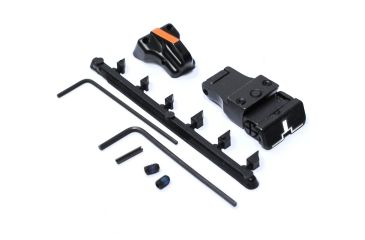 8-Millett Auto Sights - Series 100 Adjustable Sight System