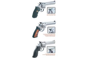 1-Millett Revolver Sights