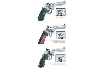 Millett Revolver Sights