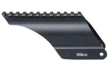 Millett Shotgun Saddle Mount, 1in - Mossberg 500,835,12 Gauge