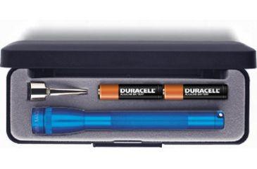 Mini Mag Lite AAA Blue Flashlight - Presentation Box