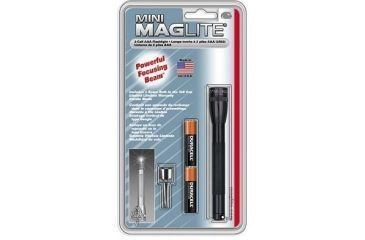 Mag Instrument Mini Mag-Lite 2-Cell AAA Black Flashlights